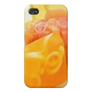 Soap Case For iPhone 4