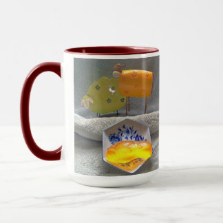Soap making mug