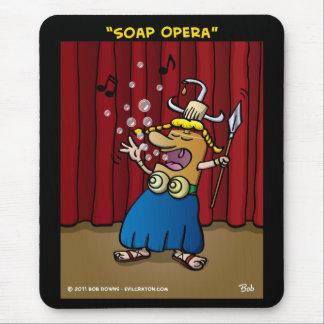 """Soap Opera"" Mouse Pad"