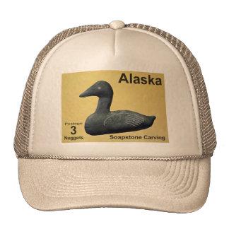 Soapstone Eider Hats