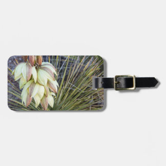 Soaptree Yucca Flowers In The Upper Missouri Luggage Tag