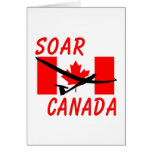 SOAR CANADA SOARING GLIDING CARDS