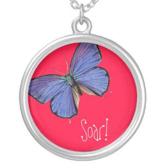 Soar Like a Butterfly Necklace