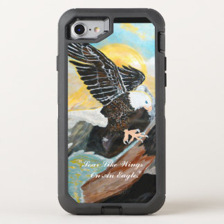"""Soar Like Wing On An Eagle Apple iPhone 6/6s OtterBox Defender iPhone 7 Case"
