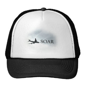 SOAR motivational hats
