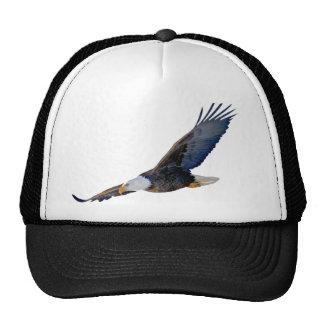 Soaring Bald Eagle Cap