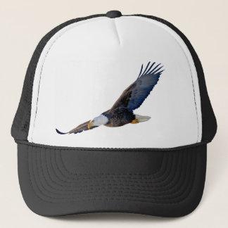 Soaring Bald Eagle Trucker Hat