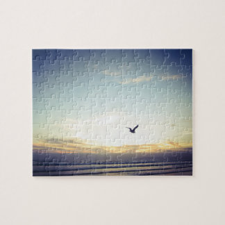 Soaring Seagull - Puzzles