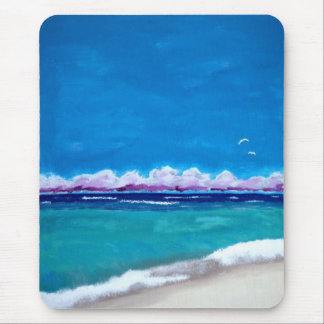 Soaring Through Serenity Mouse Pad