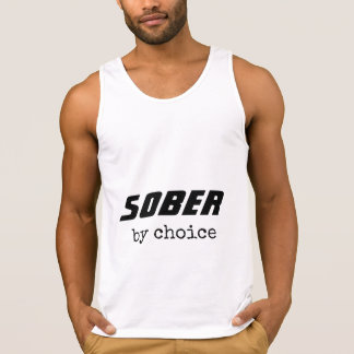 Sober by Choice, Sobriety Typography Motivational
