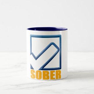Sober? Check! Mug