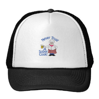 Sober Cook Cap