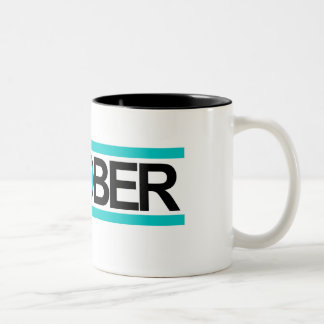 Sober Power button Coffee Mug
