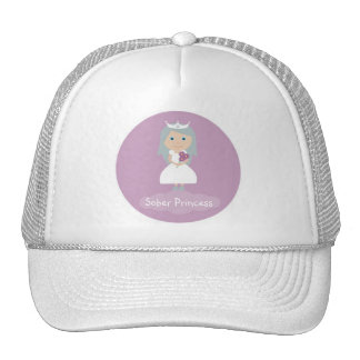 Sober Princess hat