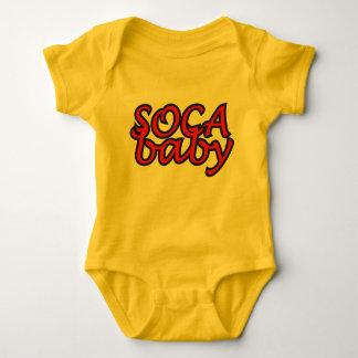 Soca Baby Baby Bodysuit