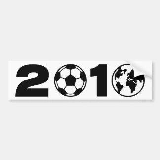 Soccer 2010 bumper stickers