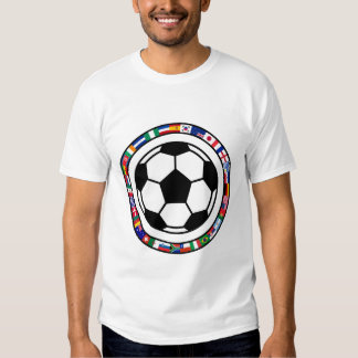 Soccer 2010 tee shirts