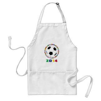 Soccer 2014 2530 apron