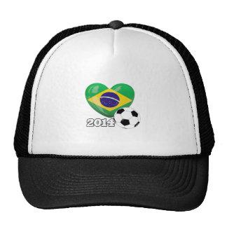 Soccer 2014  2706 hat