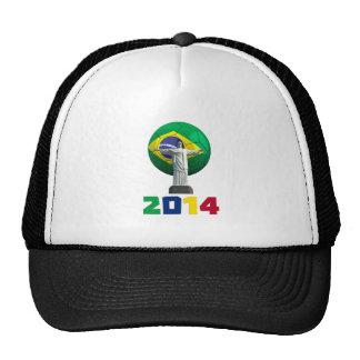 Soccer 2014  4212 trucker hat