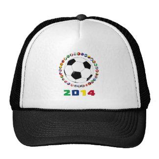 Soccer 2014  5509 hat
