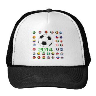 Soccer 2014  5716 trucker hat