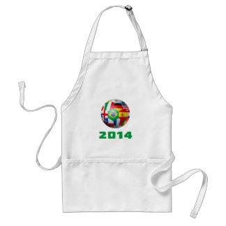 Soccer 2014 aprons