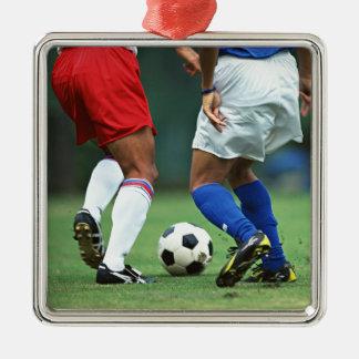 Soccer 3 christmas ornament