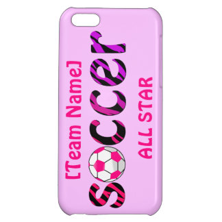 Soccer ~ ALL STAR iPhone 5C Covers
