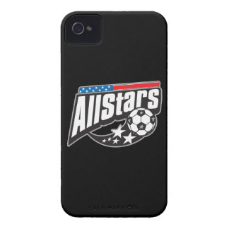 Soccer All Stars iPhone 4 Case
