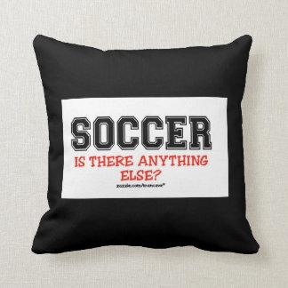 Soccer Anything Else?  pillow