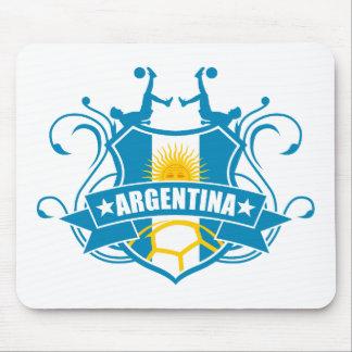 soccer ARGENTINA Mauspad