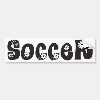 Soccer Arises Bumper Sticker