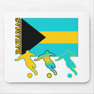 Soccer Bahamas Mousepads