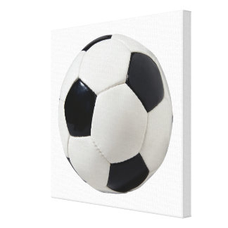 Soccer Ball 2 Canvas Print