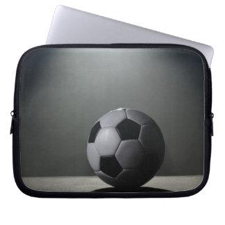 Soccer Ball 2 Laptop Computer Sleeves