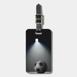 Soccer Ball 2 Luggage Tag