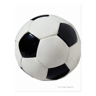 Soccer Ball 2 Postcard