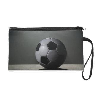 Soccer Ball 2 Wristlet Clutches