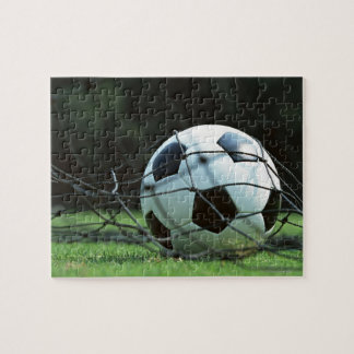 Soccer Ball 3 Jigsaw Puzzle