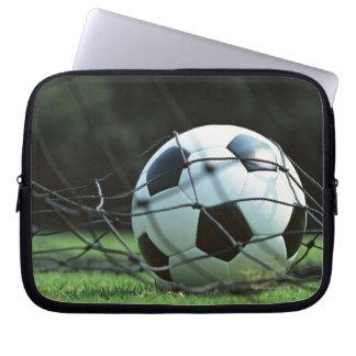 Soccer Ball 3 Laptop Sleeve