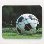 Soccer Ball 3 Mousemat