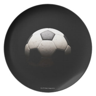 Soccer Ball 3 Plate