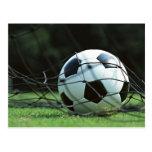 Soccer Ball 3 Postcards