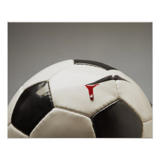Soccer ball 3 posters