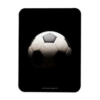 Soccer Ball 3 Rectangular Photo Magnet