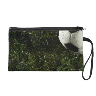 Soccer Ball 4 Wristlet Clutches