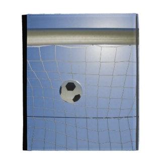 Soccer Ball and Goal 2 iPad Folio Cases
