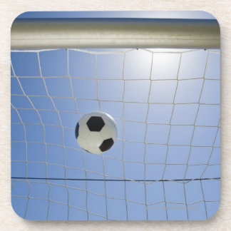 Soccer Ball and Goal 2 Coaster