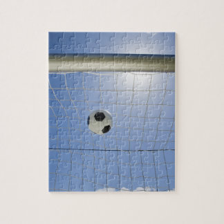 Soccer Ball and Goal 2 Jigsaw Puzzle